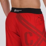 Shorts Endurance All-out Red